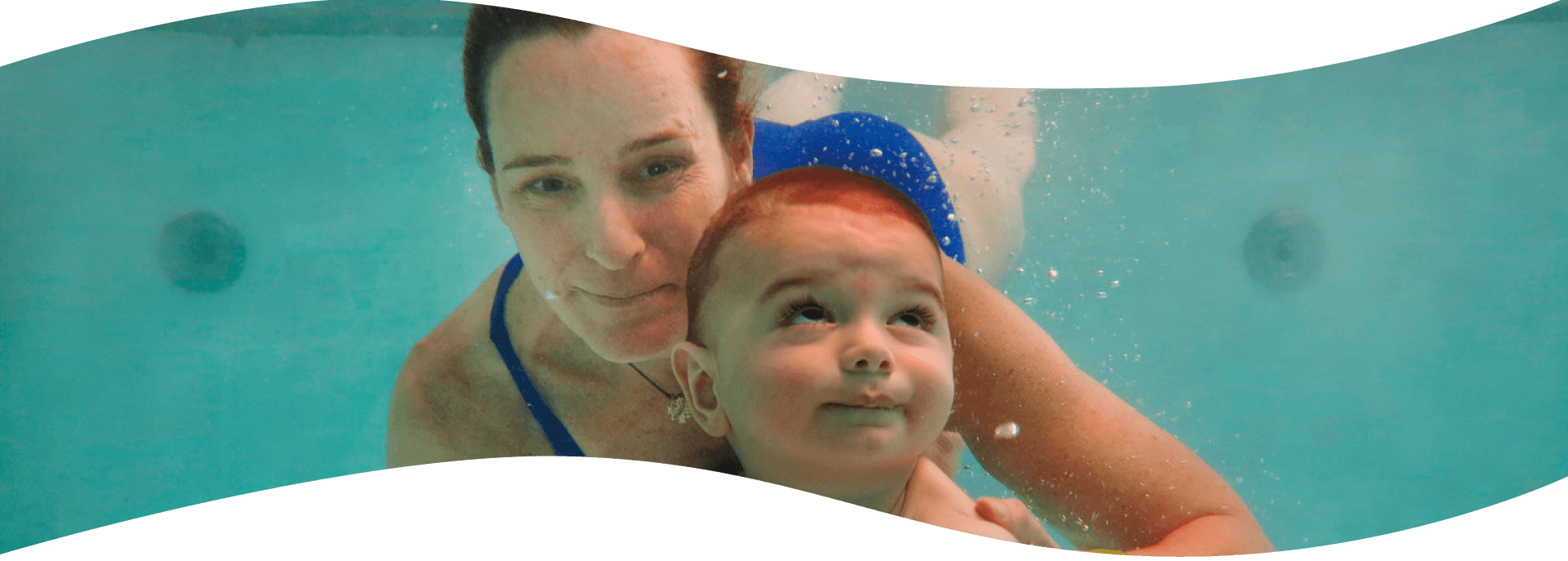 natación bebes